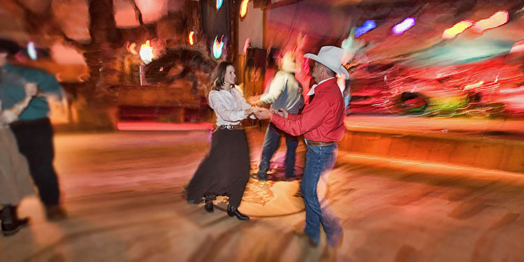 Country Swing Dancing