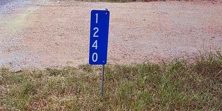 Free Street Sign