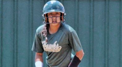 Sophomore Marley Carrizales