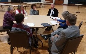 LWV-CA, Biedermann Discuss Legislative Issues
