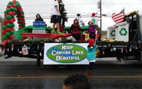 Saturday's Christmas Parade in Sattler Canceled