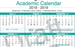 Comal ISD Weighs Options for 2018-19 Calendar