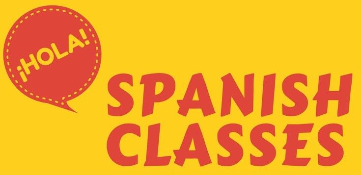 spanish classes banner