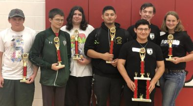 Canyon Lake High School Chess Team