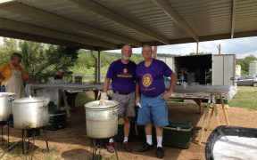Canyon Lake Lions Club Spring Shrimpfest