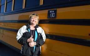 Comal ISD bus driver