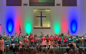 Awana Program at First Baptist Church of Canyon Lake