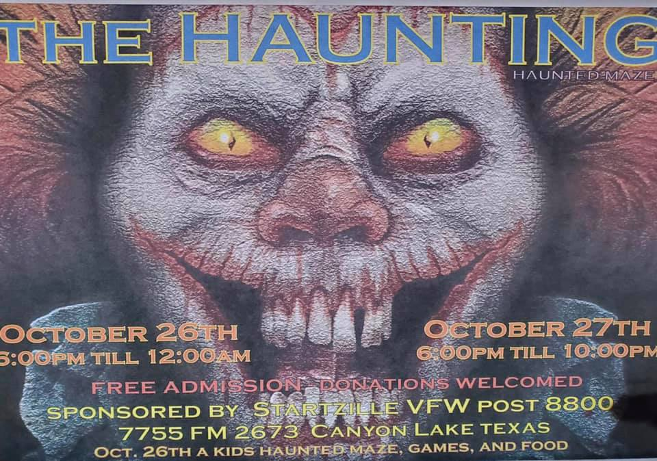 The Haunting Maze & Carnival