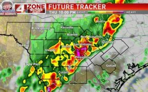san antonio radar for Oct.25