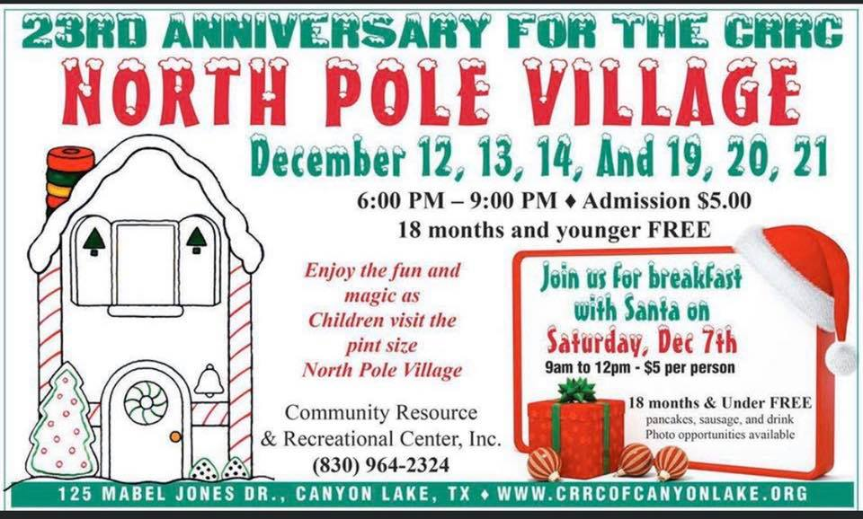 North Pole Village