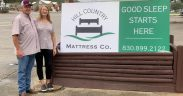 Dale Adams with Hill Country Mattress Company
